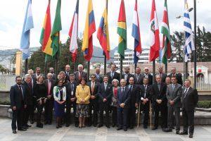 Seminario Internacional Tribunales de Cuentas y Control Público