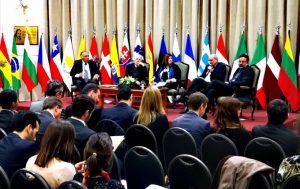 encuentro alianza mercosur unión europea